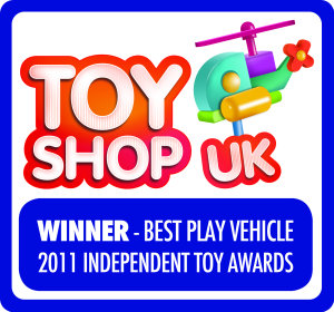 Moover Toys Awards